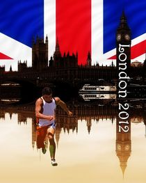 London Olympics 2012 von sharon lisa clarke