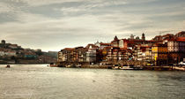 Porto - Douro River von Joana Silva