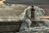 Facing the storm by Tiago Pinheiro