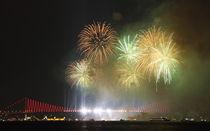 Fireworks von Evren Kalinbacak