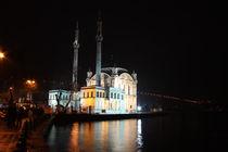 Ortakoy Buyuk Mecidiye Mosque by Evren Kalinbacak