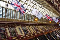 Leadenhall Market London von David Pyatt