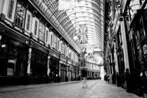 Leadenhall Market London by David Pyatt