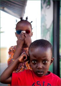 una mirada africana  by Gipmans Photography
