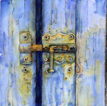 Rusty Lock von Tania Vasylenko