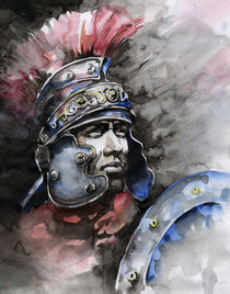 Gladiator von Tania Vasylenko