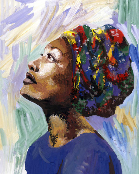"""""""portrait"""" painting art prints and posterstania"""
