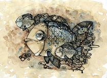 Arrogant Fish von Tania Vasylenko