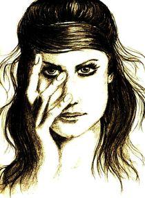 Girl  von Jolanta  Bialecka