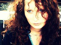 blue eyes von Jolanta  Bialecka