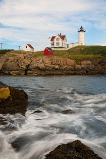 Cape Neddick (Nubble) Lighthouse von David DesRochers