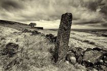 Top Withens Haworth Moor by mark haley