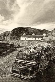 Niarbyl Beach Isle of Man von Julie  Callister