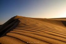 Dunas del desierto von Víctor Bautista
