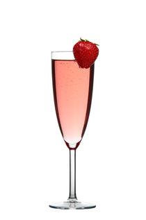 Red Champagne by Gert Lavsen