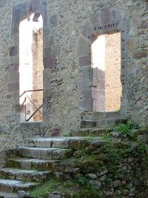 alte Ruine by Corinna Schumann