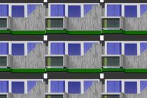 Balkone von Horst Hoch