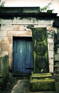 In Old Calton Cemetery von RicardMN Photography