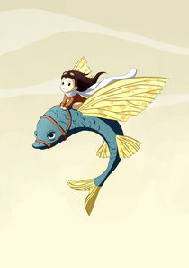 Flying Fish von freeminds