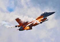 Dutch Orange by James Biggadike