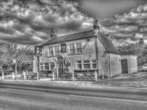 The Tankard Inn Rufforth von Allan Briggs