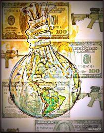 The World Is Money von Paulo Zerbato