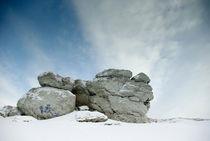 Winter landscape von photogatar