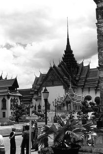 BW Thailand Bangkok the Dusit group 1970s by blackwhitephotos