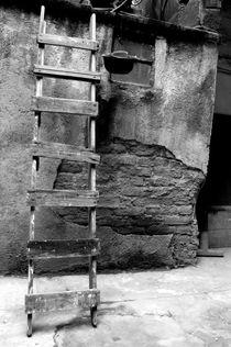 Escalera derruido Abgerissenen Leiter by Ricardo Anderson