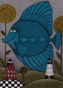 It's a Fish! by Judith  Clay