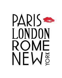 Paris, London, Rome and New York by friedmangallery