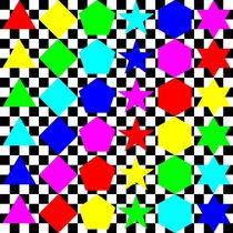 6-color-shapes-on-a-chessboard-4000