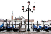 Venice in winter von Miroslava Andric