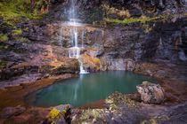 Talisker Waterfall von Maciej Markiewicz