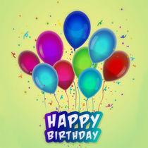Birthdays Greeting von danang setiawan