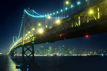 Bay Bridge Pilgrimage by Tanel Teemusk