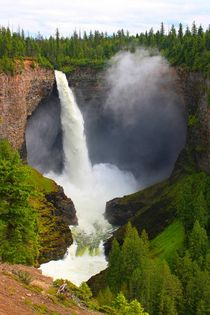 Naturwunder Wasserfall by mellieha