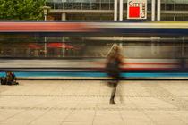 city life by Bastian  Kienitz