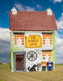 Barley Mow House  von David J French