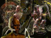 ohne Spiegel ist kein Antlitz von David Renson
