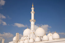 Sheikh Zayed Mosque in Abu Dhabi by dreamtours