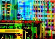 Moderne in Color erträumt von Heidrun Carola Herrmann