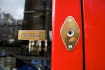 Red door von gerardchic