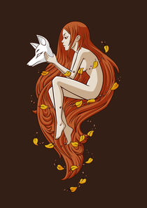 Kitsune by freeminds