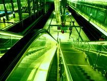 Bahnhofs-Impression von Heidrun Carola Herrmann