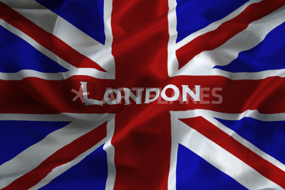 London Flag Photography Art Prints And Posters By David Pringle