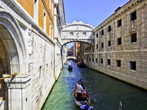 Bridge of Sighs Venice by Buster Brown Photography