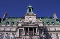 MONTREAL CITY HALL von John Mitchell