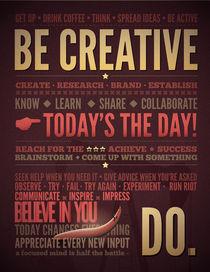 Motivation Sheet von creatogether