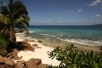 Seychelles Beach by dreamtours